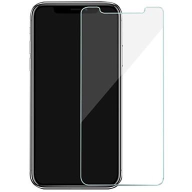 olcso iPhone X képernyővédő fóliák-AppleScreen ProtectoriPhone XS 9H erősség Kijelzővédő fólia 1 db Edzett üveg