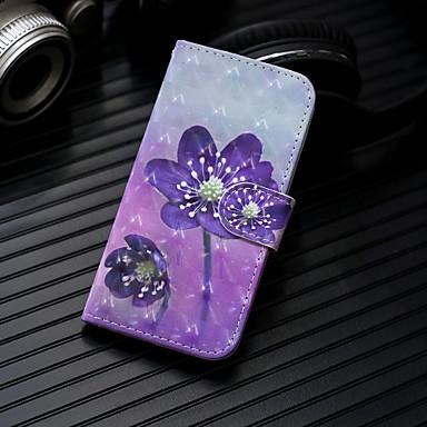 Θήκη Za Xiaomi Xiaomi Redmi Note 4X / Xiaomi Redmi Note 4 / Redmi 6A Novčanik / Utor za kartice / sa stalkom Korice Cvijet Tvrdo PU koža