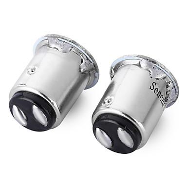 Недорогие Фары для мотоциклов-SENCART 2pcs BA15S (1156) / BAY15D (1157) / BAU15S Мотоцикл / Автомобиль Лампы 2 W SMD 3014 180 lm 22 Светодиодная лампа Лампа поворотного сигнала / Задний свет Назначение