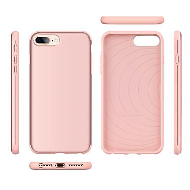 Θήκη Za Apple iPhone 8 Plus / iPhone 7 Plus / iPhone 6s Plus Otporno na trešnju / Ultra tanko Stražnja maska Jednobojni / Grad Tvrdo TPU / PC