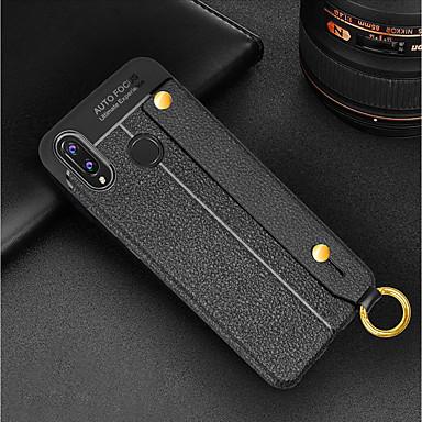 Θήκη Za Huawei Huawei Honor 10 / Honor 9 / Huawei Honor 9 Lite sa stalkom / Ultra tanko Stražnja maska Jednobojni Mekano TPU