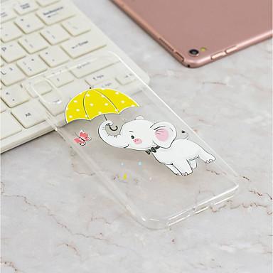 Θήκη Za Apple iPhone XR / iPhone XS Max Uzorak Stražnja maska Životinja / Slon Mekano TPU za iPhone XS / iPhone XR / iPhone XS Max