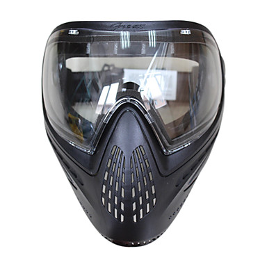 Maska za Lov / Pucanje Otporne na nošenje / Odstranjivo / Prozračnost Sport & otvorenom Prirodne gume 1pc Crn / Vojska Green / Bijela
