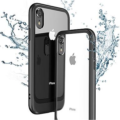 Θήκη Za Apple iPhone XS / iPhone XR / iPhone XS Max Ultra tanko / Prozirno Stražnja maska Jednobojni Tvrdo PC