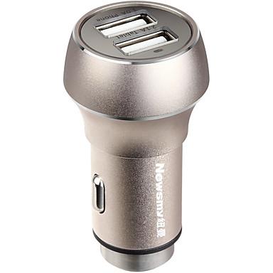 Newsmy Automobil Auto punjač / Upaljači za cigarete 2 USB portova za 5 V
