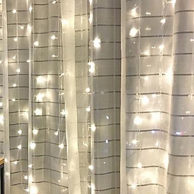 4m Žice sa svjetlima 84 LED diode Toplo bijelo Ukrasno 220-240 V 1set