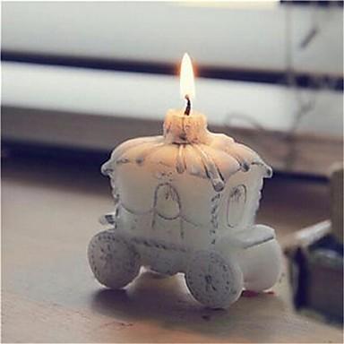 romantična najnovija svijeća milost elegantna bundeve vagona svijeća dar vjenčanja