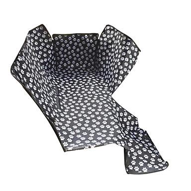 Pet jastuk Sjedeći jastuci Crn / Kava Tkanina Zajednički Za Univerzális Sve godine Svi modeli