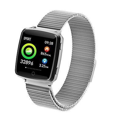 Indear BL89 Žene Smart Narukvica Android iOS Bluetooth Sportske Vodootporno Heart Rate Monitor Mjerenje krvnog tlaka Ekran na dodir Brojač koraka Podsjetnik za pozive Mjerač aktivnosti Mjerač sna