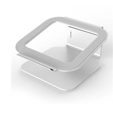 COOLCOLD U3 Držač za prijenosno računalo Aluminijska legura Podesivi kut Podesiva visina Ventilator