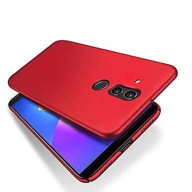 voordelige Huawei Mate hoesjes / covers-hoesje Voor Huawei Mate 10 / Mate 10 pro / Mate 10 lite Ultradun / Mat Achterkant Effen Hard PC