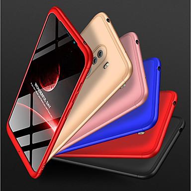 Недорогие Чехлы и кейсы для Xiaomi-Кейс для Назначение Xiaomi Xiaomi Pocophone F1 Защита от удара / Матовое Кейс на заднюю панель Однотонный Твердый ПК