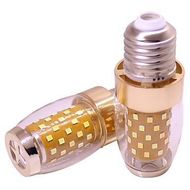 2pcs 6 W LED klipaste žarulje 550 lm E26 / E27 60 LED zrnca SMD 2835 85-265 V / RoHs
