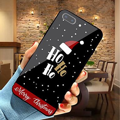 voordelige iPhone 8 hoesjes-hoesje Voor Apple iPhone XS / iPhone XR / iPhone XS Max Patroon Achterkant Kerstmis Zacht TPU