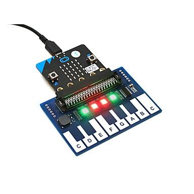 waveshare mini glasovirski modul za mikro: tipke za dodirnu točku za reprodukciju glazbe