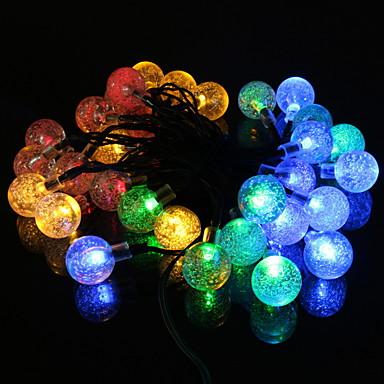 3.5m Žice sa svjetlima 20 LED diode Više boja Ukrasno Napelemes 1set