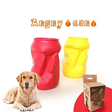 Igračke za žvakanje Squeaking Toys Igračka za čišćenje zuba Psi Ljubimci Igračke za kućne ljubimce 1pc Pet Friendly Kreativan plastika Poklon