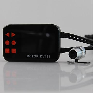 Lenovo 1080p Bežično Auto DVR 130 stupnjeva Široki kut CMOS senzor 2.7 inch LED Dash Cam s G-Sensor / Mod za parkiranje / Kontinuirano snimanje Ne Car Recorder / Snimanje ciklusa ciklusa