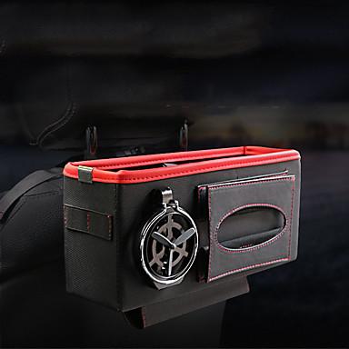 Oganizeri za auto Storage Boxes Koža Za Univerzális Sve godine Svi modeli