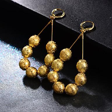 Žene Viseće naušnice Gyöngyök dame Jedinstven dizajn Boemski stil Boho Naušnice Jewelry Bijela Za Vjenčanje Party 1 par