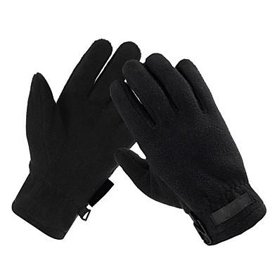 Cijeli prst Sve Moto rukavice Vuna Prozračnost / Ugrijati