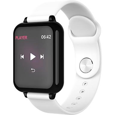 Indear B57 Muškarci Smart Narukvica Android iOS Bluetooth Smart Sportske Vodootporno Heart Rate Monitor Mjerenje krvnog tlaka Štoperica Brojač koraka Podsjetnik za pozive Mjerač aktivnosti Mjerač sna