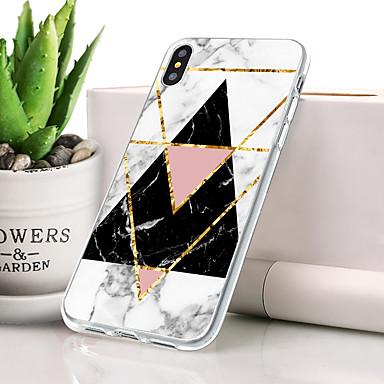 Θήκη Za Apple iPhone XR Protiv prašine / Ultra tanko / Uzorak Stražnja maska Mramor Mekano TPU