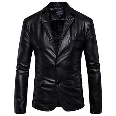 AOWOFS B011 Odjeća za motocikle Zakó za Muškarci PU koža Proljeće & Jesen / Zima Vodootporno / Otporne na nošenje / Protection