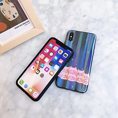 Θήκη Za Apple iPhone XS / iPhone XR / iPhone XS Max Uzorak Korice Životinja Mekano plastika