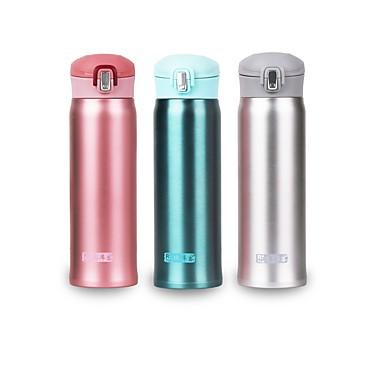Drinkware Vakuum kup Nehrđajući čelik Prijenosno / zadržavanja topline Ležerno / za svaki dan