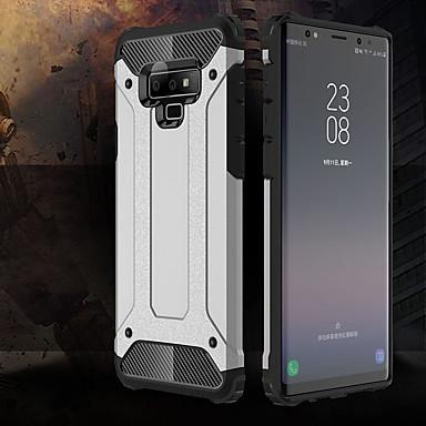 Θήκη Za Samsung Galaxy Note 9 Otporno na trešnju Stražnja maska Oklop Tvrdo PC