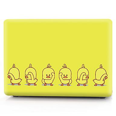 MacBook Slučaj Životinja / Crtani film PVC za New MacBook Pro 15