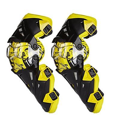 voordelige Beschermende uitrusting-2 stks motorfiets beschermende kleding voor knie pad heren polypropyleen fiber sport / winddicht