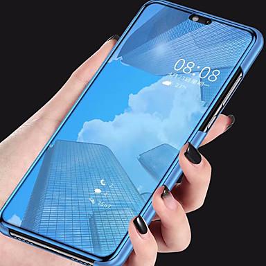Θήκη Za Huawei Huawei P20 / Huawei P20 Pro / Huawei P20 lite sa stalkom / Pozlata / Zrcalo Stražnja maska Jednobojni Tvrdo Opeka / P10 Plus / P10 Lite / P10