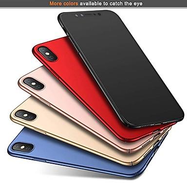 Θήκη Za Apple iPhone XS / iPhone XR / iPhone XS Max Ultra tanko / Mutno Stražnja maska Jednobojni Tvrdo PC