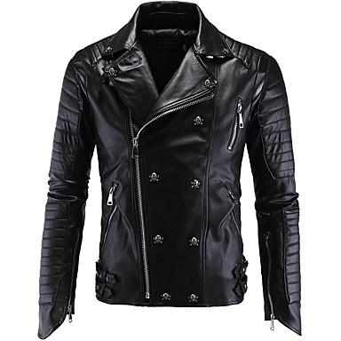 AOWOFS Y998 Odjeća za motocikle Zakó za Muškarci PU koža Proljeće & Jesen / Zima Vodootporno / Otporne na nošenje / Protection