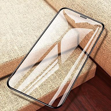 olcso iPhone 8 Plus képernyővédő fóliák-AppleScreen ProtectoriPhone XS High Definition (HD) Kijelzővédő fólia 1 db Edzett üveg