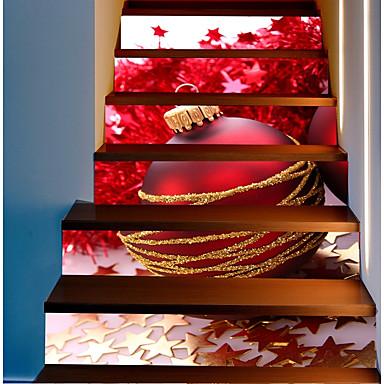 飾りウォールステッカー - ホリデーウォールステッカー クリスマス 屋外 / オフィス