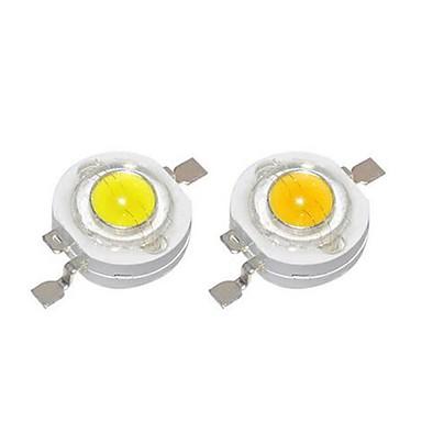 ieftine LED-uri-SENCART 10pcs LED Înaltă Forță Reparații / Accesoriu pentru becuri Aluminiu Cip LED Transparent pentru DIY LED lumina de inundații 1 W
