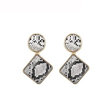 Žene Viseće naušnice Vintage Style dame Naušnice Jewelry Obala / Braon Za Zabava / večer Dnevno 1 par