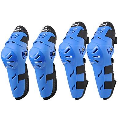 Motor beschermende uitrusting voor Elleboogbeschermers / Knie Pad Heren ABS Kleverig / Bescherming / Slijtvast