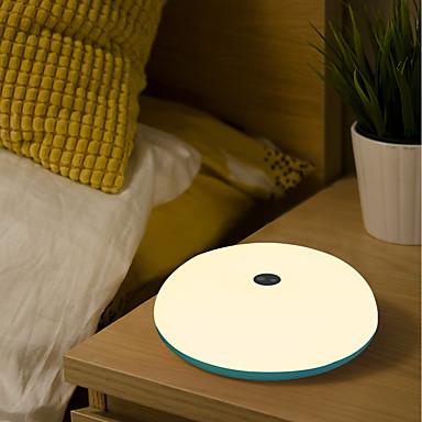 BRELONG® 1pc Pametno noćno svjetlo USB Pametna indukcija / 3 načina / Zatamnjen 5 V