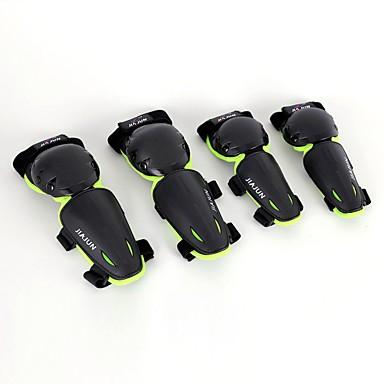 voordelige Beschermende uitrusting-Motor beschermende uitrusting voor Elleboogbeschermers / Knie Pad Allemaal Gevuld Fluweel / PU Bescherming / Beugel / Slijtvast