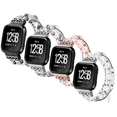 Metalno kućište Pogledajte Band Remen za Apple Watch Series 4/3/2/1 Crna / Srebro / Ljubičasta 23 cm / 9 inča 2.1cm / 0.83 Palac