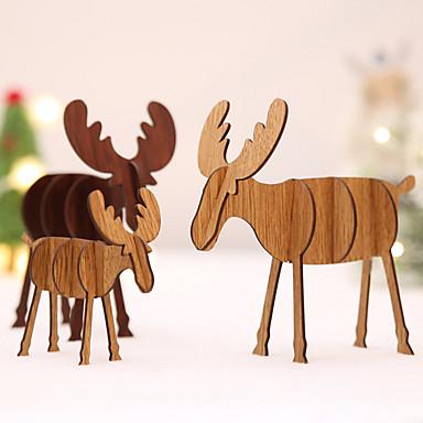 Odmor dekoracije Božićni ukrasi Božić Ukrasno Drvo 4kom