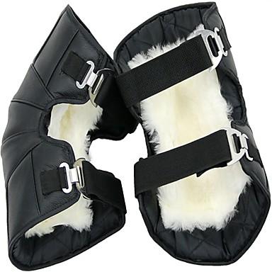 Χαμηλού Κόστους Προστατευτικός Εξοπλισμός-Προστατευτικό εργαλείο μοτοσικλετών για Επιγονατίδα Όλα Μαλλί / Δέρμα αγελάδας Αντιανεμικό / Εύκολη σάλτσα / Θερμική / Warm