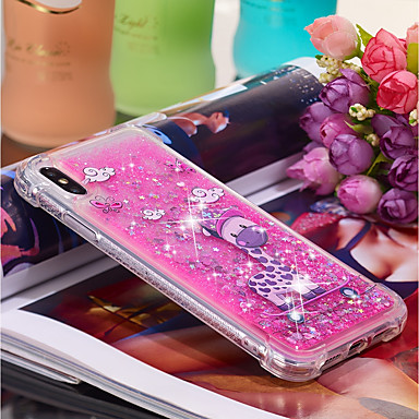 Θήκη Za Apple iPhone XR / iPhone XS Max Novčanik / Utor za kartice / sa stalkom Stražnja maska Životinja Mekano TPU za iPhone XS / iPhone XR / iPhone XS Max
