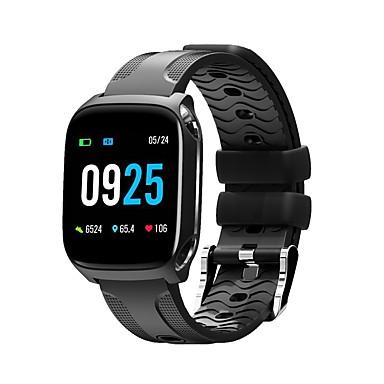 Indear TF9 Muškarci Smart Narukvica Android iOS Bluetooth Smart Sportske Vodootporno Heart Rate Monitor Mjerenje krvnog tlaka Štoperica Brojač koraka Podsjetnik za pozive Mjerač aktivnosti Mjerač sna