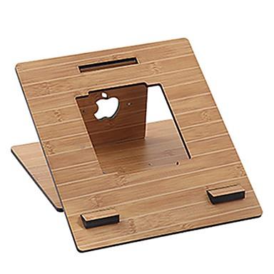 LITBest Držač za prijenosno računalo Drvo Prijenosno Sklopivo Podesivi kut Podesiva visina Ventilator