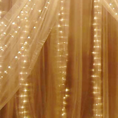 3M Žice sa svjetlima 300 LED diode Toplo bijelo Ukrasno 220-240 V 1set
